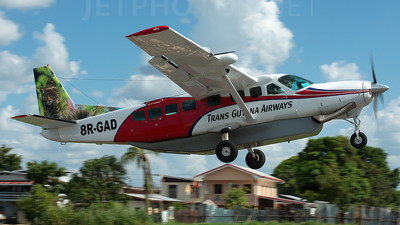 8R-GAD - Cessna 208B Grand Caravan - Trans Guyana Airways