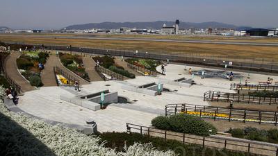 RJOO - Airport - Spotting Location