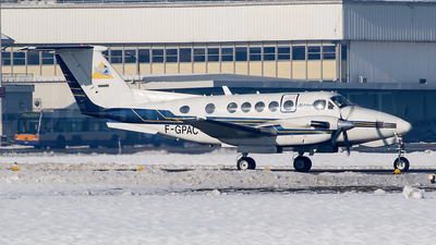 A picture of FGPAC - Beech B200 Super King Air -  - © Simone Ciaralli - AirTeamImages
