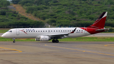 N986TA - Embraer 190-100IGW - TACA International Airlines