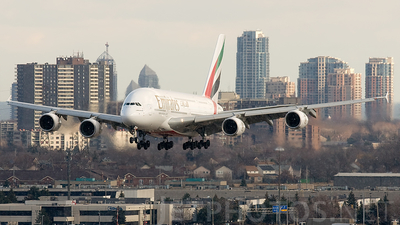 A6-EDN - Airbus A380-861 - Emirates