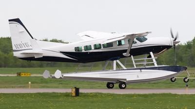 A picture of N915JF - Cessna 208 Caravan - [20800209] - © Jeremy D. Dando