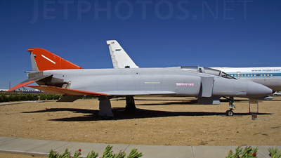 N403FS - McDonnell Douglas EF-4C Phantom II - Tracor Flight Systems