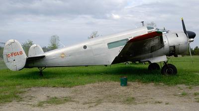 C-FCLO - Beech E18S - Private