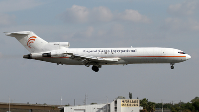 N286SC - Boeing 727-2A1(Adv)(F) - Capital Cargo International Airlines