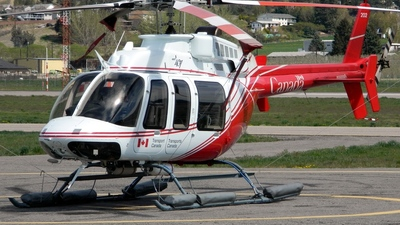 C-FMOT - Bell 407 - Canada - Department of Transport