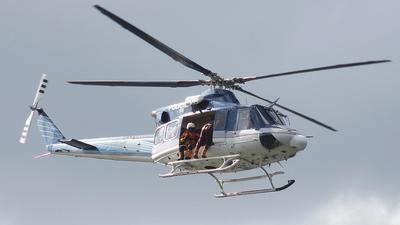 OK-BYQ - Bell 412HP - Czech Republic - Police