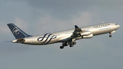 EC-GPB - Airbus A340-313X - Aerolíneas Argentinas