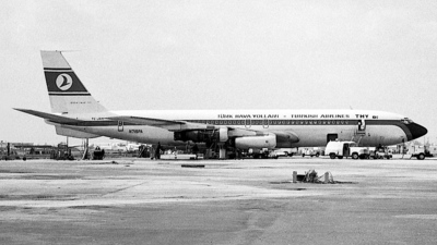 TC-JAH - Boeing 707-321 - THY Turkish Airlines