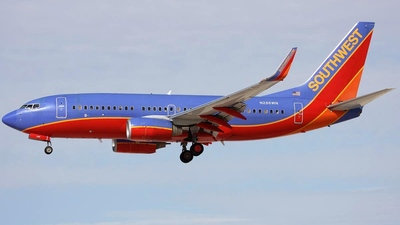 N286WN - Boeing 737-7H4 - Southwest Airlines