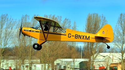 G-BNXM - Piper L-21B Super Cub - Private