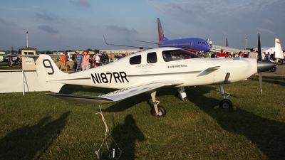 N187RR - Rutan 81 Catbird - Private