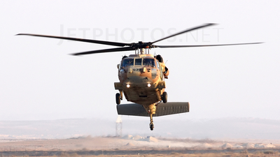 539 - Sikorsky S-70A-55 Yanshuf 3 - Israel - Air Force