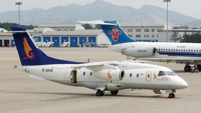 B-3949 - Dornier Do-328-300 Jet - Grand China Express