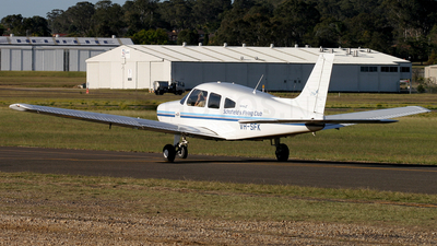 VH-SFK - Piper PA-28-161 Warrior III - Schofields Flying Club