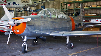 A picture of HBRBY - Pilatus P305 - [51059] - © Marc Ulm