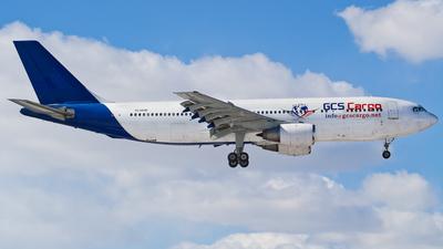 A picture of TCMNB - Airbus A300B4203F - [292] - © Aleksi Tihula