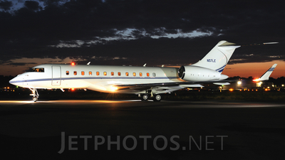 N57LE - Bombardier BD-700-1A10 Global Express XRS - Private