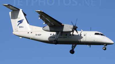 A picture of 7OADY - De Havilland Canada Dash 8100 -  - © David Bracci