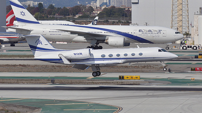 N1AM - Gulfstream G-IV - Private