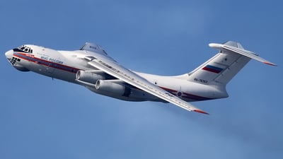 RA-76363 - Ilyushin IL-76TD - Russia - Ministry for Emergency Situations (MChS)