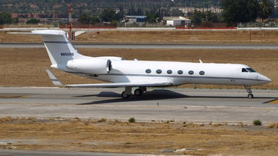 N855RB - Gulfstream G-V - Private