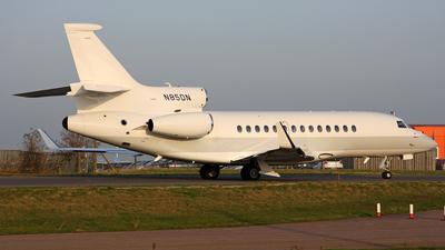 N85DN - Dassault Falcon 7X - Private