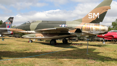 54-2174 - North American F-100D Super Sabre - United States - US Air Force (USAF)