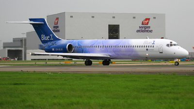 OH-BLM - Boeing 717-23S - Blue1