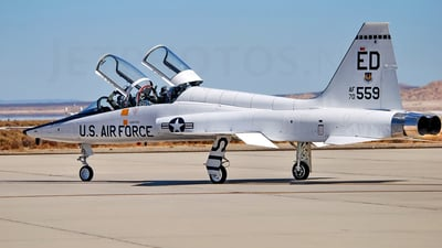 70-1559 - Northrop T-38A Talon - United States - US Air Force (USAF)