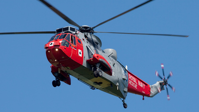 ZA166 - Westland Sea King HU.5 - United Kingdom - Royal Navy