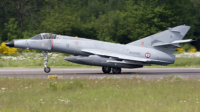 8 - Dassault Super Étendard - France - Navy