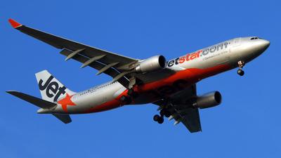 VH-EBK - Airbus A330-202 - Jetstar Airways