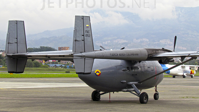 FAC1952 - IAI Arava 201 - Colombia - Air Force