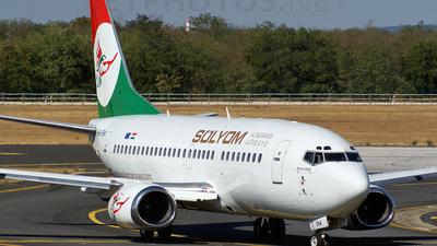HA-SHA - Boeing 737-505 - Sólyom Hungarian Airways