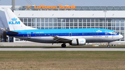 PH-BDC - Boeing 737-306 - KLM Royal Dutch Airlines