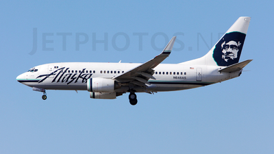 N648AS - Boeing 737-790 - Alaska Airlines