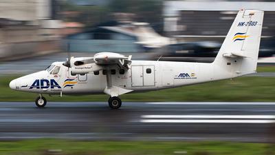 HK-2603 - De Havilland Canada DHC-6-300 Twin Otter - ADA Aerolínea de Antioquía