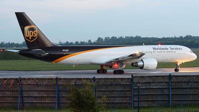 N426UP - Boeing 757-24A(PF) - United Parcel Service (UPS)