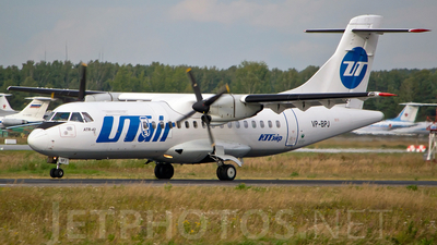 VP-BPJ - ATR 42-320 - UTair Aviation