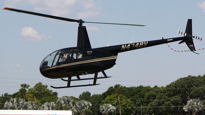 A picture of N474BV - Robinson R44 - [1002] - © n94504