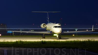 N776MA - Gulfstream G-III - Private