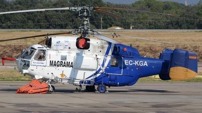 EC-KGA - Kamov Ka-32-11BC - Fumigación Aérea Andaluza (FAASA)