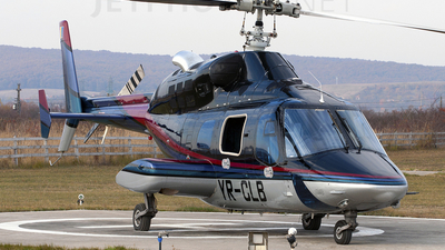 YR-CLB - Bell 222 - Fly Company