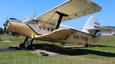 HA-YHB - PZL-Mielec An-2 - Air Service Hungary