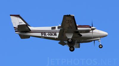 PR-HKM - Beechcraft G58 Baron - Private