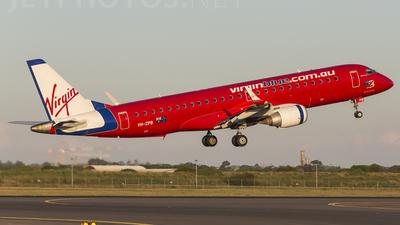VH-ZPB - Embraer 190-100IGW - Virgin Blue Airlines