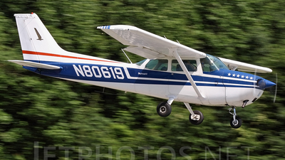 N80619 - Cessna 172M Skyhawk II - Private