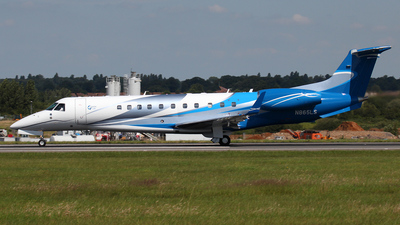 N865LS - Embraer ERJ-135BJ Legacy - Private