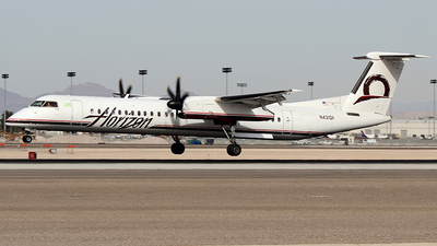 N431QX - Bombardier Dash 8-Q402 - Horizon Air